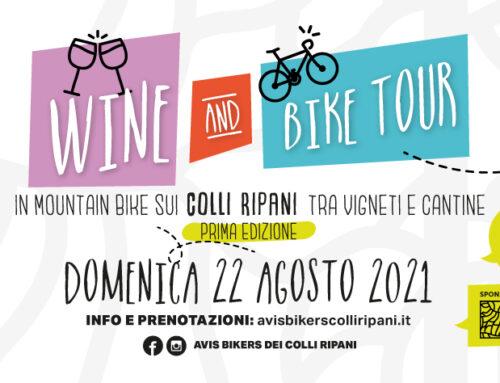 Wine & Bike Tour – in mountain bike sui Colli Ripani tra vigneti e cantine
